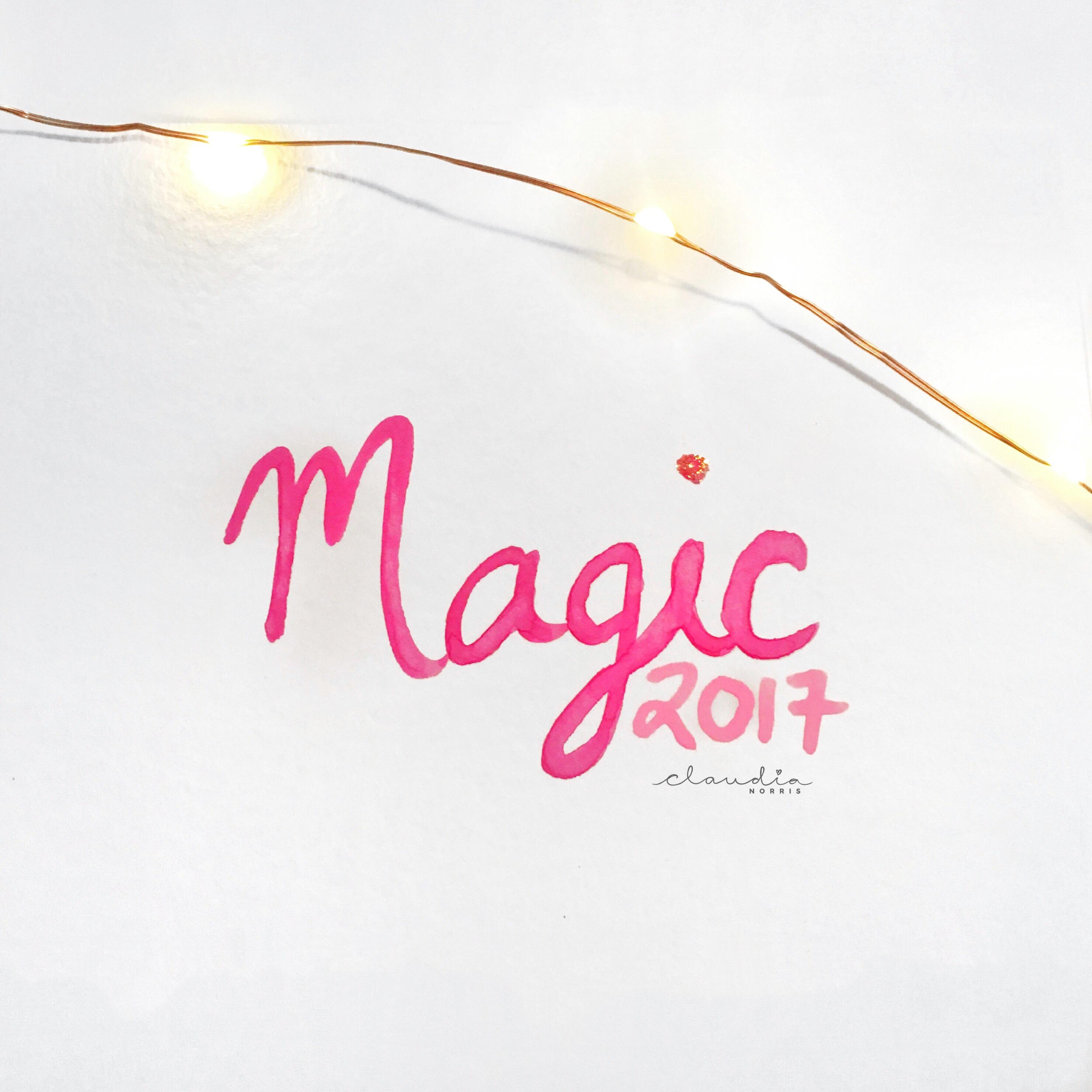 Magic 2017 - Claudia Norris