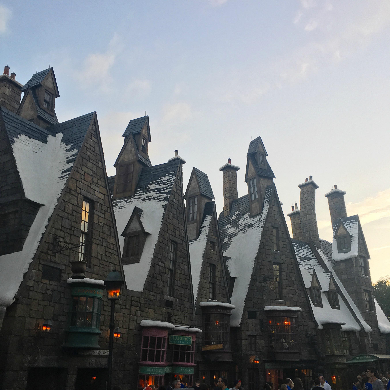 Hogsmead Harry Potter World